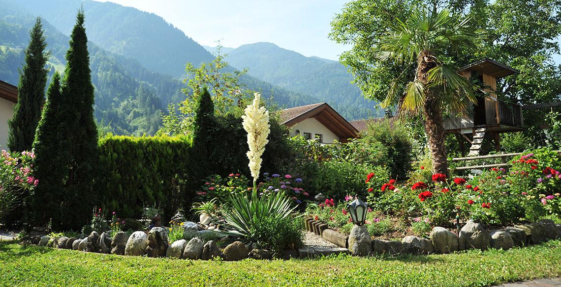 Garten Haus Moosmair